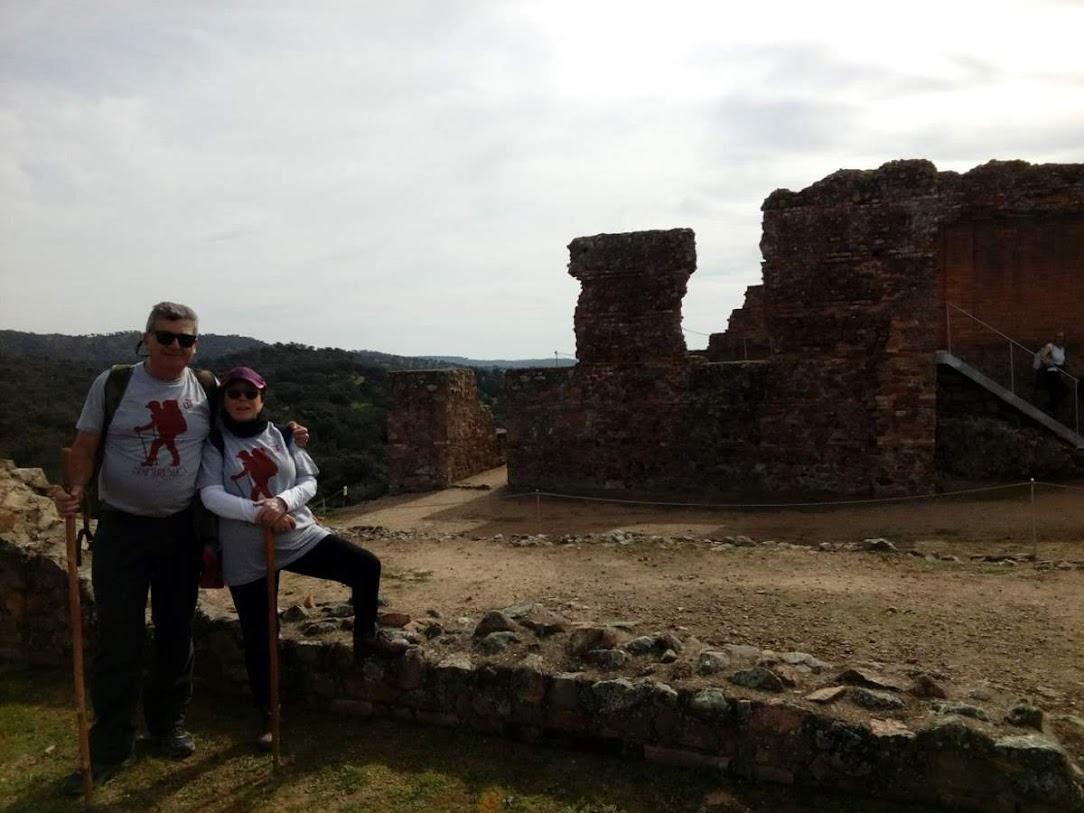 Senderismo por las ruinas de Munigua (16 de febrero de 2019)