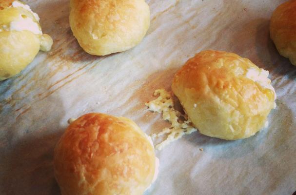 Mini Calzone Bundles Recipe