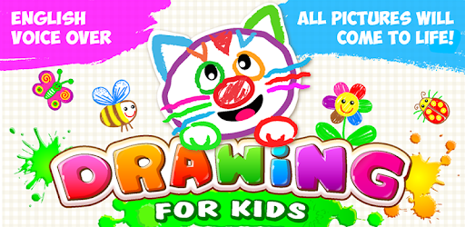 Drawing For Kids Learning Games For Toddlers Age 3 Apps On Google Play