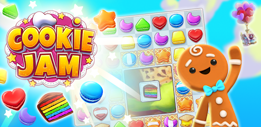 Cookie Jam™ Match 3 Games & Free Puzzle Game APK