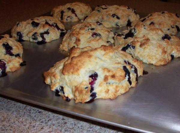 Blueberry Scones Low Cal Recipe