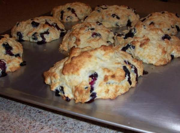 Blueberry Scones Low Cal Recipe
