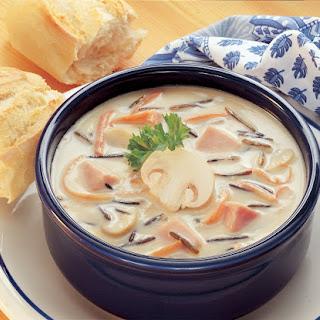Holland House Wild Rice 'n Ham Soup.
