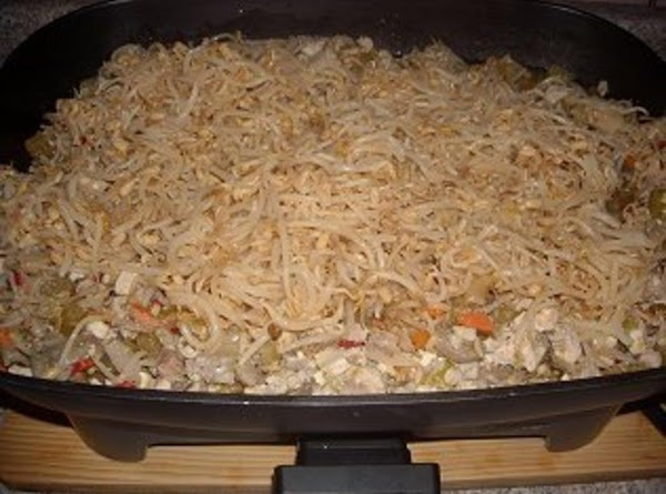 Now add your bean sprouts, if they are fresh. . . you may have...