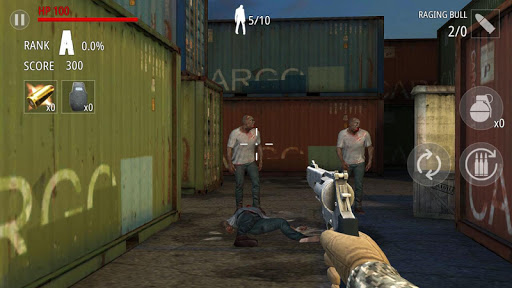 Zombie Fire apkdebit screenshots 4