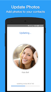Contacts & Dialer by Simpler Screenshot