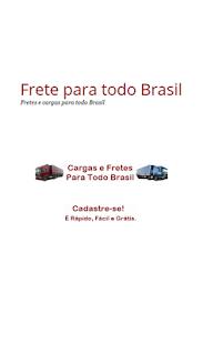 Frete para todo Brasil - náhled