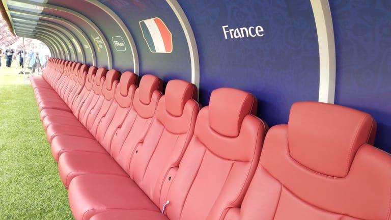 C:\Users\Carla\Desktop\Copa do Mundo 2018 - RUSSIA\França\França x Dinamarca\Banco da seleção da França  Foto Getty Images Fifa.jpg