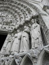 Photo: Notre Dame's outside, Paris France