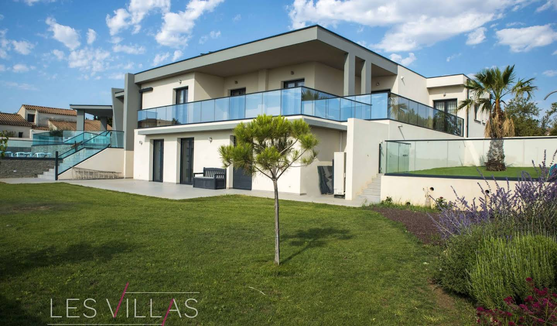 Villa avec piscine et terrasse Narbonne