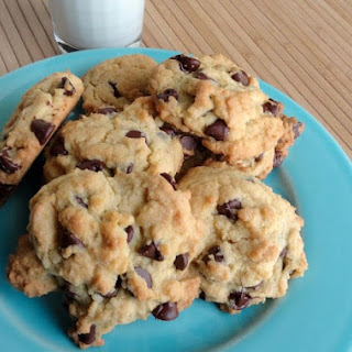 Chocolate Chocolate Chip Cookies With Powdered Sugar Recipes.