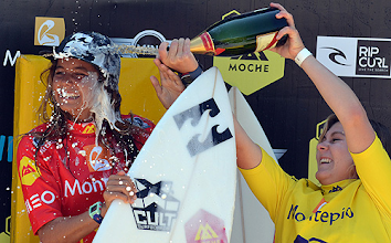 Photo: Teresa Bonvalot venceu em femininos