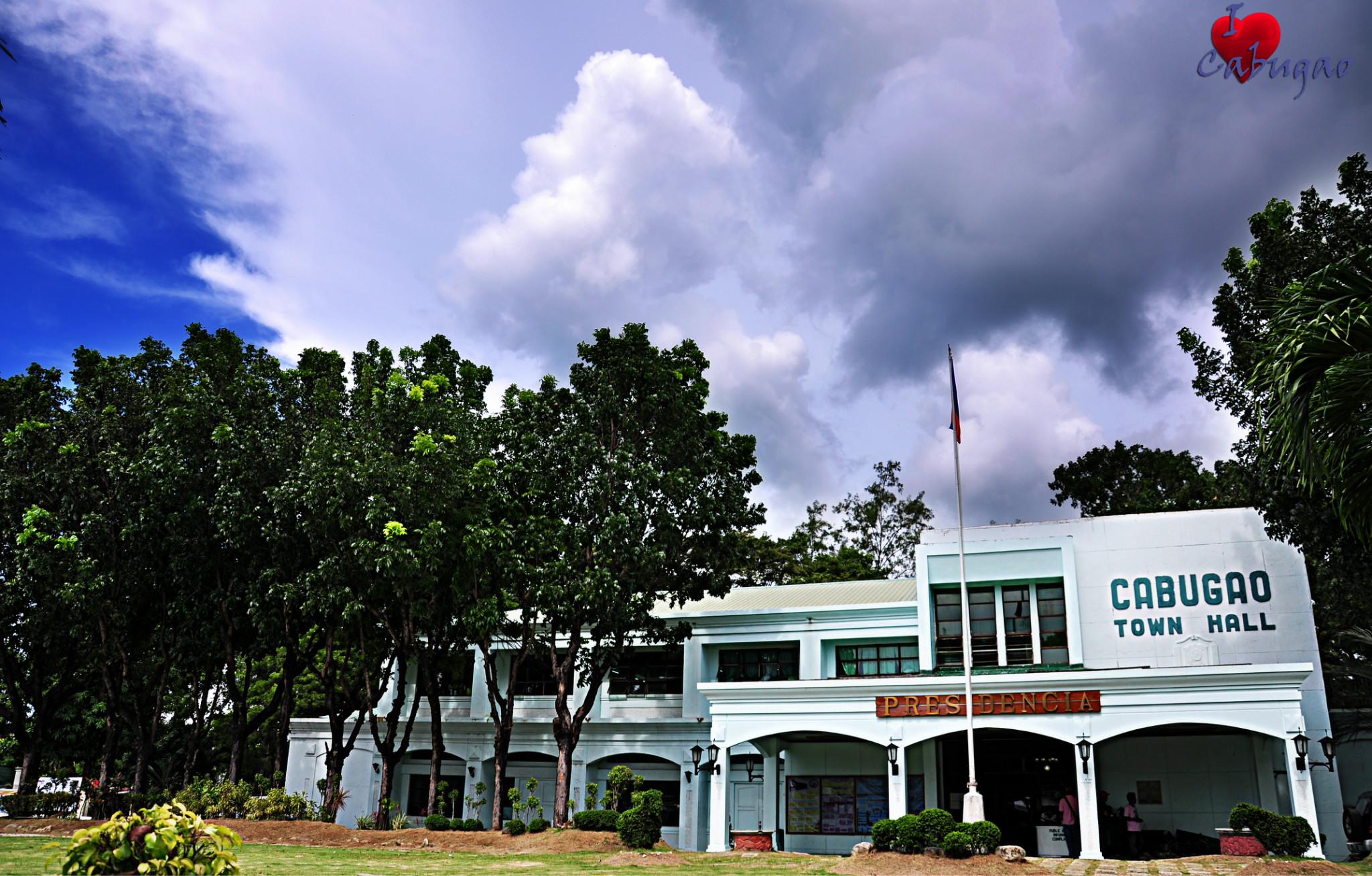 Photo: Cabugao Town Hall