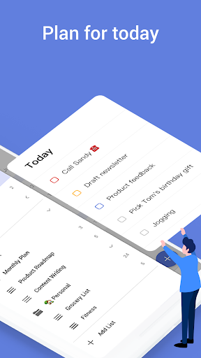 TickTick: ToDo List Planner, Reminder & Calendar 5.7.2 screenshots 2