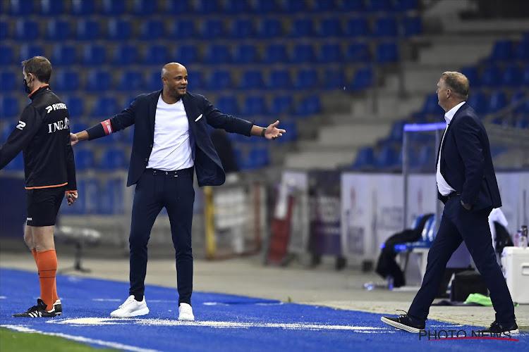 """Deux coachs satisfaits : """"Une belle publicité pour le football belge"""""""