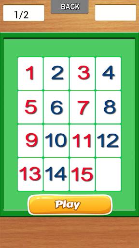 15拼图数