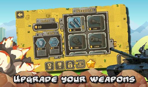 Tanks Toon War u2013 Block War 2.3 screenshots 2