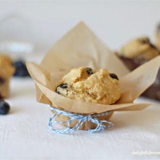 Santa Barbara Blueberry Picking + Low Fat Almond Flour Blueberry Muffins.