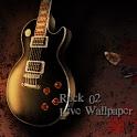 Rock 02 Live Wallpaper icon