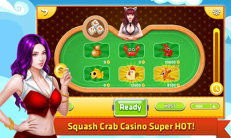 Casino squash