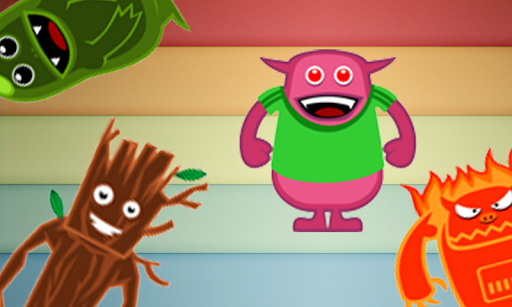 Memorist Game Puzzle Monster