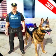 US Police Dog City Crime Mission