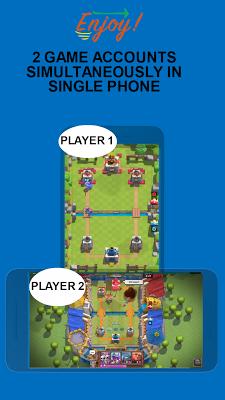 Shadow Parallel Multi Accounts - screenshot