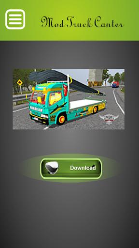 Mod Truck Canter Bussid Indonesia Update 2.0 screenshots 4