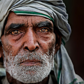 *** by Shibram Nag - People Portraits of Men ( color, close up, people )