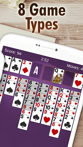 Solitaire Bliss Collection android2mod screenshots 3