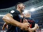 Engelsen gaan in de verlengingen ten onder tegen Kroatië: 2-1