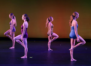Photo: Merry Happy Choreography: Amber Shakespeare Dancers: Adair Hensley, Jennie Jones, Kristina Moyle and Amanda Wilding ProStreet Dance Company is under the direction of Sheila Bailey at the Westside Studio of Performing Arts. Photo by: Brian Passey