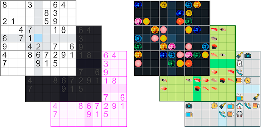 Classic sudoku game with assistant function.