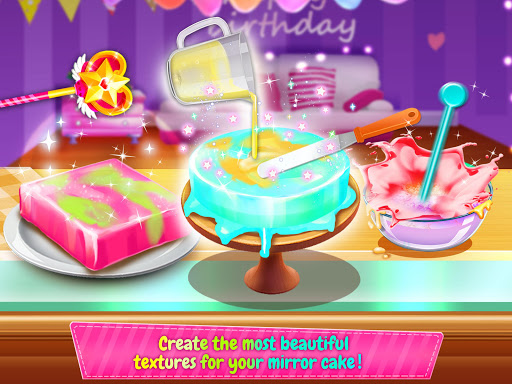 Birthday Cake Design Party - Bake, Decorate & Eat! 1.2 screenshots 11