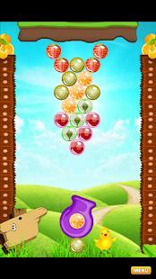 Bubble Shooter Fruits Legend- screenshot thumbnail
