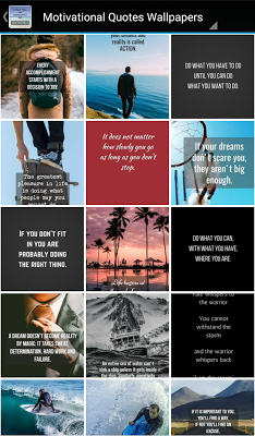 Motivational Quotes Wallpapers - screenshot