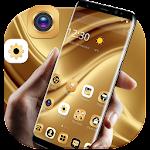 Gold Luxury Extravagant Business Theme Icon