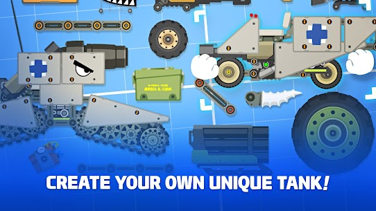 Super Tank Rumble Apk MOD (Unlimited Money) 8