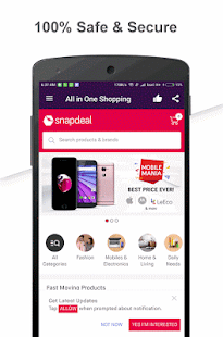 All in One Shopping App - Favorite Shopping Screenshot