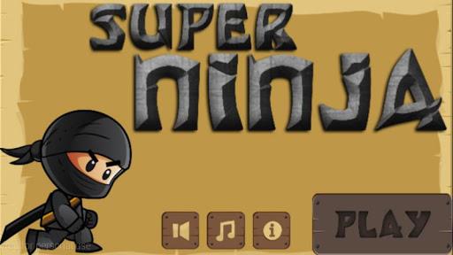 Super Ninja: Desert World