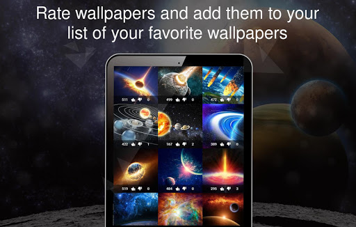 Cosmos wallpapers 4k 1.0.13 screenshots 16