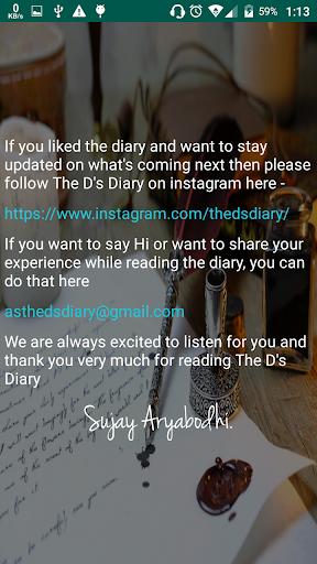 The D's Diary screenshot 4