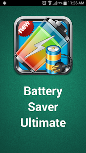 Battery Saver 2019 Screenshot