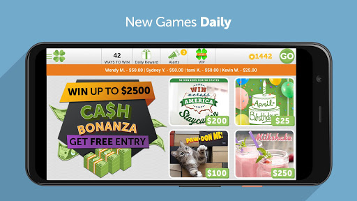 Lucktastic: Win Prizes, Gift Cards & Real Rewards screenshot 1