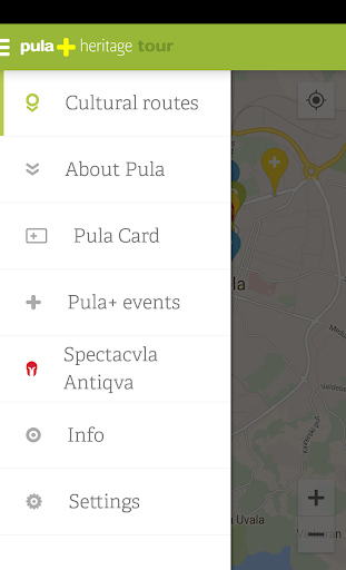 Pula+ heritage tour