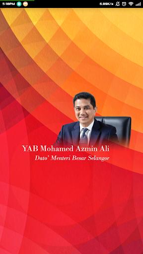 MB Selangor Azmin Ali