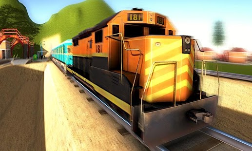 Grand Indian Train Driving Simulator 2018 - náhled
