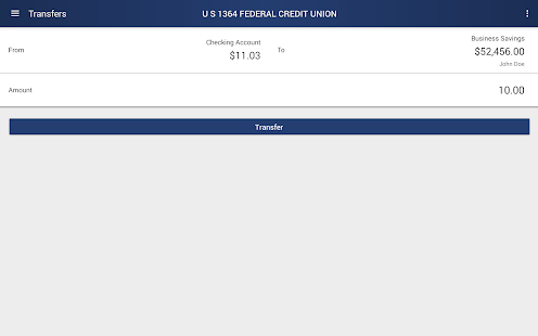 U S #1364 FEDERAL CREDIT UNION- screenshot thumbnail