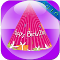 Happy Birthday Wishes 2016 icon