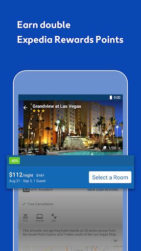 Expedia Hotels, Flights & Car Rental Travel Deals 18.33.0 screenshots 5